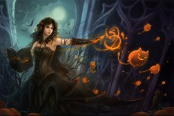 halloween_by_sandara