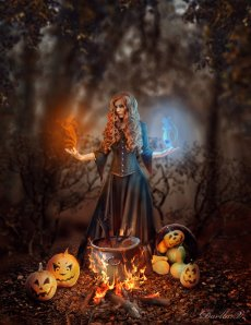 halloween_witch_by_vampiredarlla