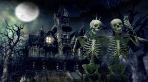 house-halloween