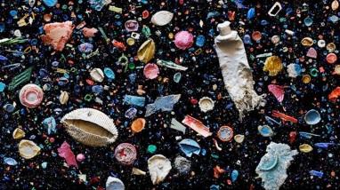 Islas de plásticos en los océanos